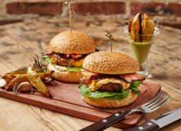 burger-potatoes